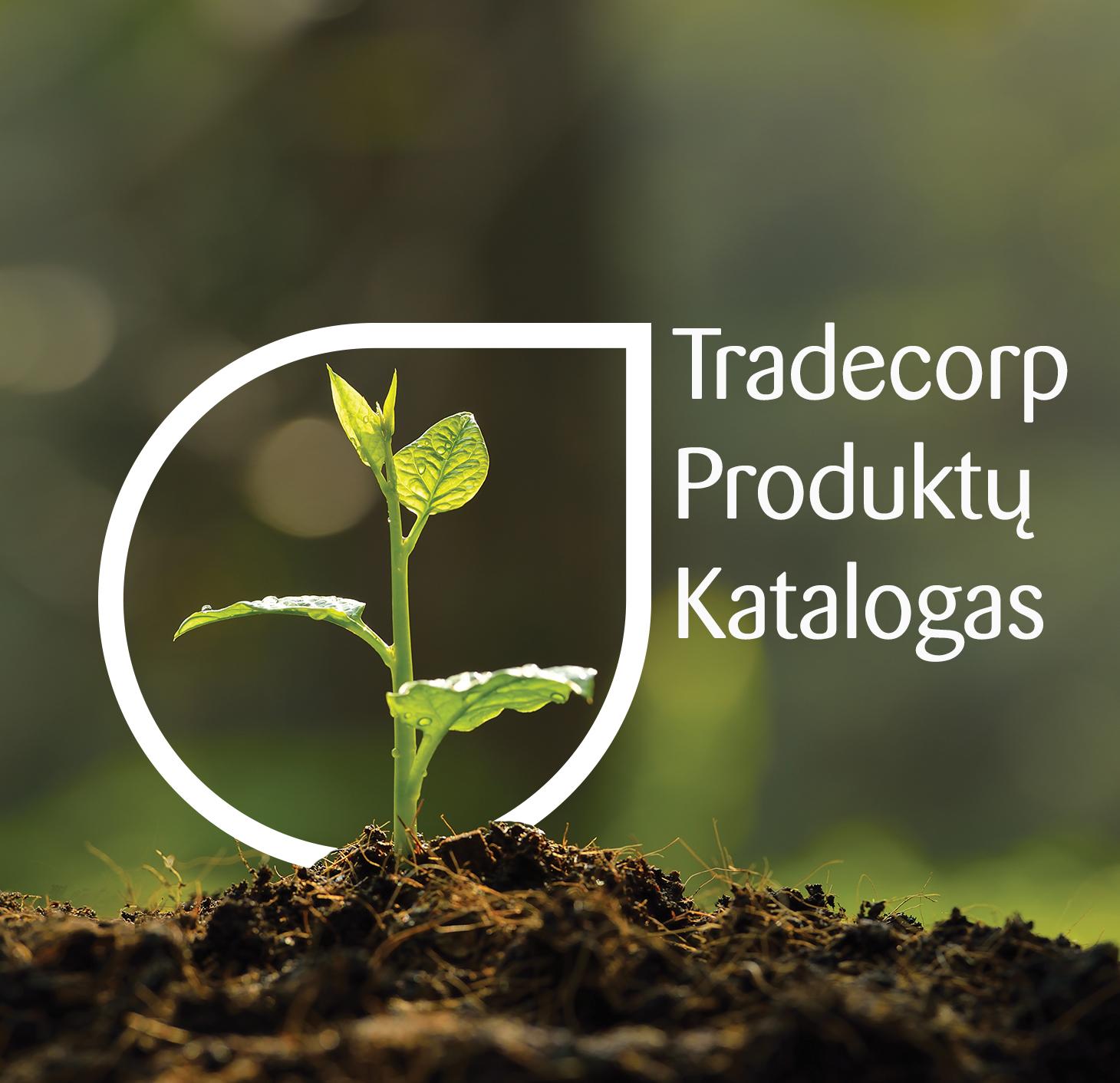 Tradecorp produktų katalogas